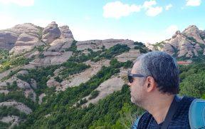 Trilha em Montserrat