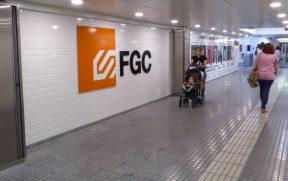 Estação da FGC - Pl Catalunya