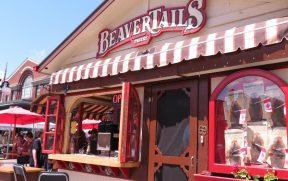"No Canadá ""inglês"" chama ""BeaverTails"""