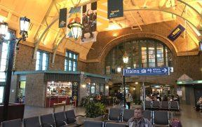 Estação de trem de Quebec