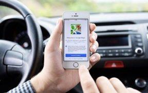 Google Maps como GPS