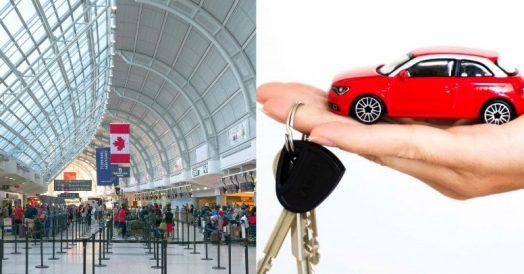 Alugar carro no Aeroporto Toronto Pearson