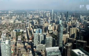 Toronto visto de cima