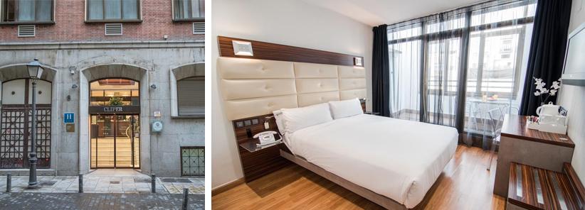 Hotel Petit Palace Cliper-Gran Vía