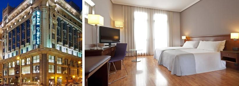 Tryp Madrid Cibeles Hotel