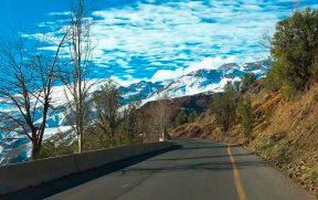 Farellones com Carro Alugado no Inverno: Deu Ruim