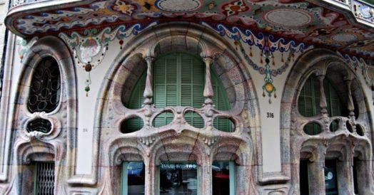 O que fazer em Barcelona: Casa Comalat