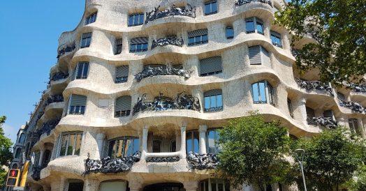 Roteiro Barcelona: La Pedrera - Casa Milá