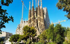 La Sagrada Familia: Fachada da Natividade