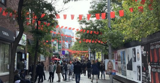 Chinatown de Montreal