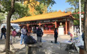 Praça Sun-Yat-Sem