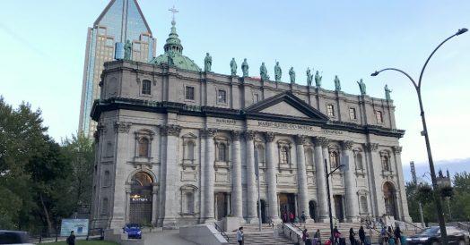 Basilique Cathédrale Marie-Reine-du-Monde