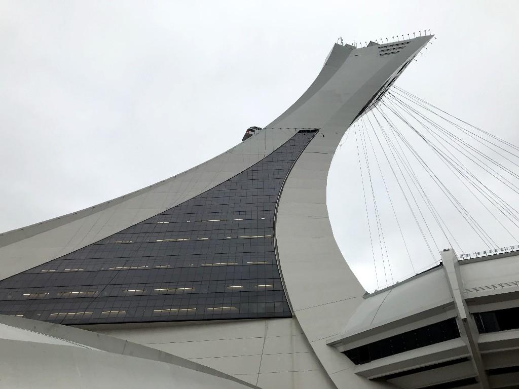 Tour de Montréal e o Funicular