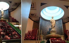 Votive Chapelle (dedicada a São José)