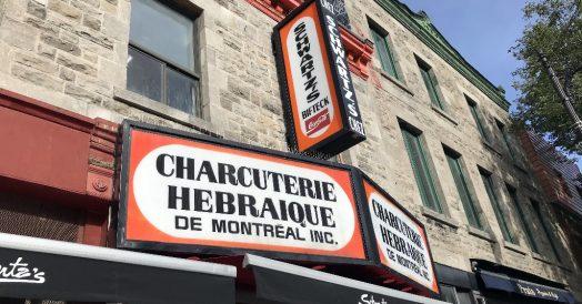 Schwartz's em Montreal