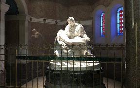 Réplica da Pietá