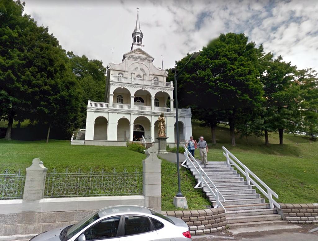 Scala Santa em St-Anne-Beaupré