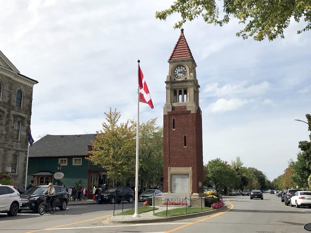 Memorial Clock Tower