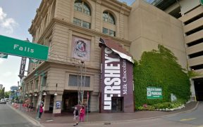 Hershey's Chocolate World Niagara