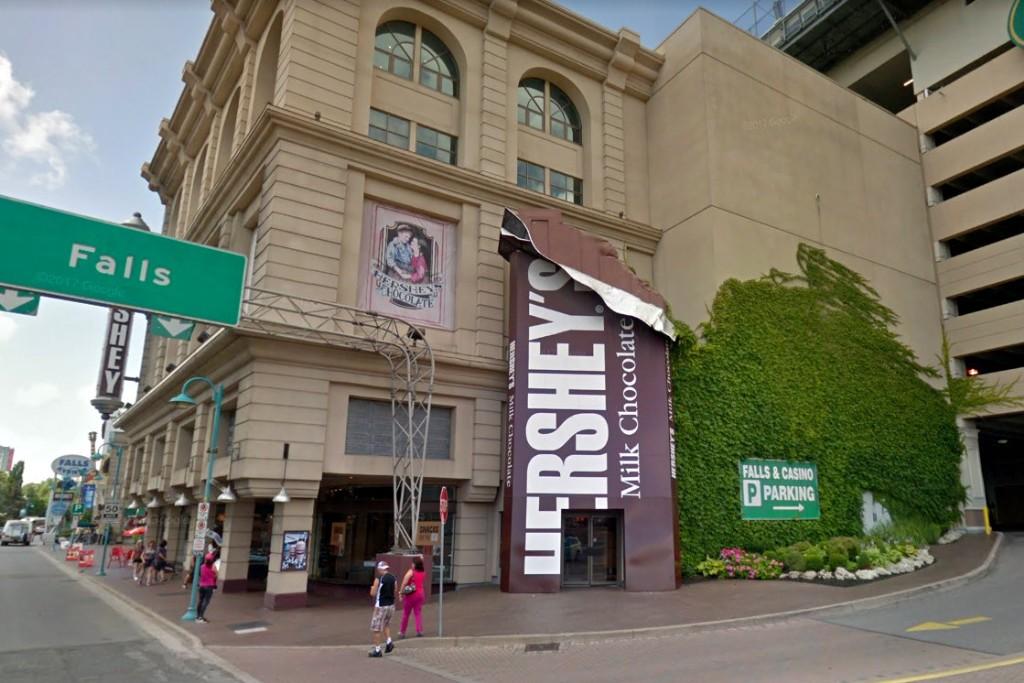 Hershey's Chocolate World Niagara