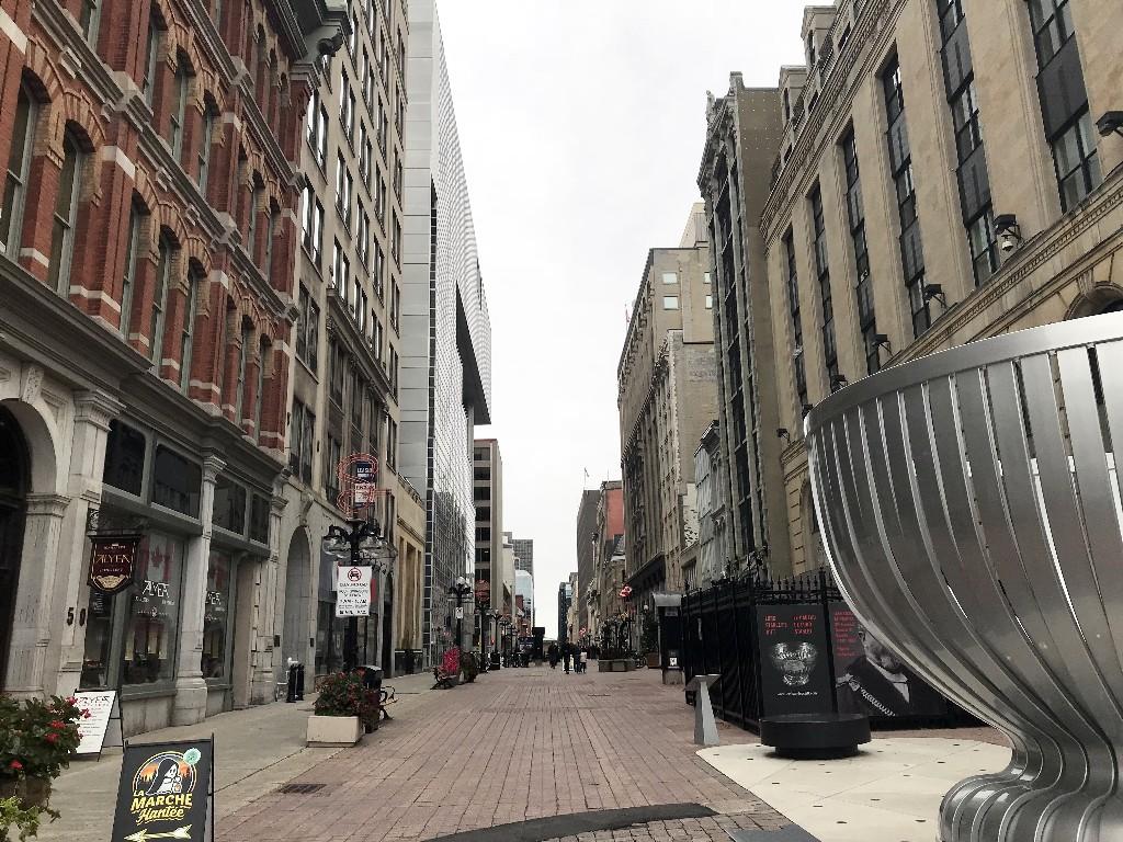 Sparks Street em Ottawa