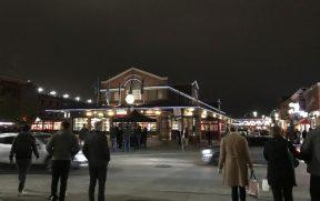 ByWard Market à noite