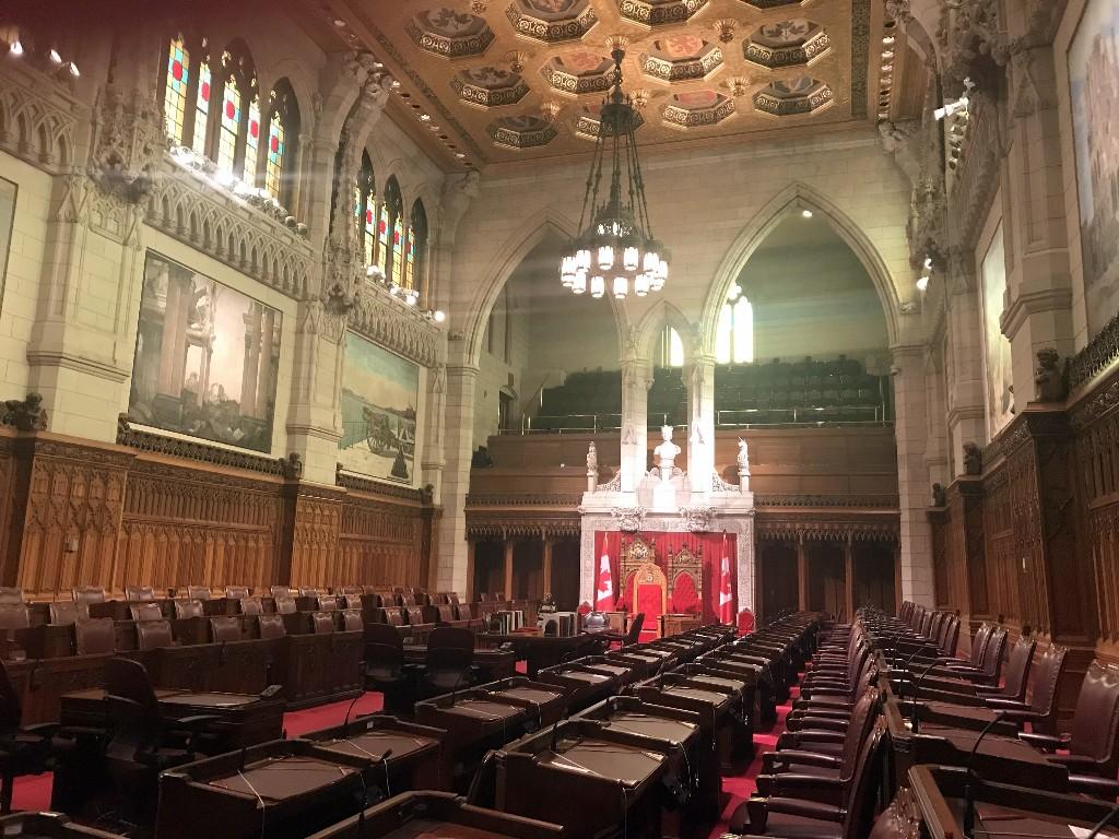 Salão do Senado