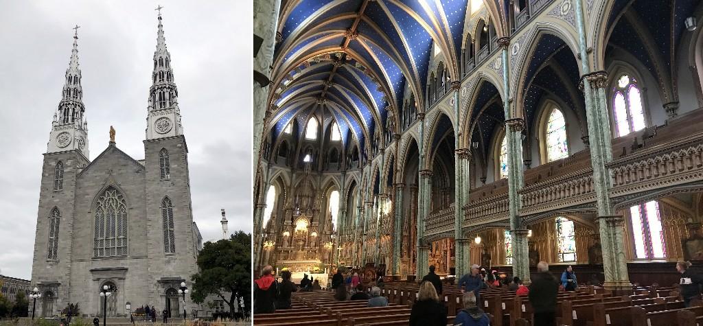 Cathedral Basilica Notre-Dame de Ottawa