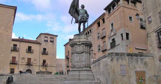 Plaza de Medina del Campo