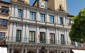 Ayuntamiento de Segóvia