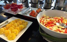 Frutas do Café da Manhã