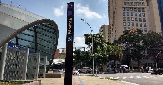 Metro Moema ao Lado do Comfort Ibirapuera