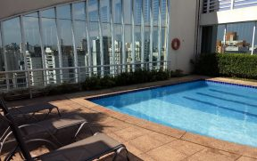 Comfort Ibirapuera: Hotel em Frente a Linha Nova do Metrô