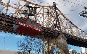 Visitando a Roosevelt Island em Nova York