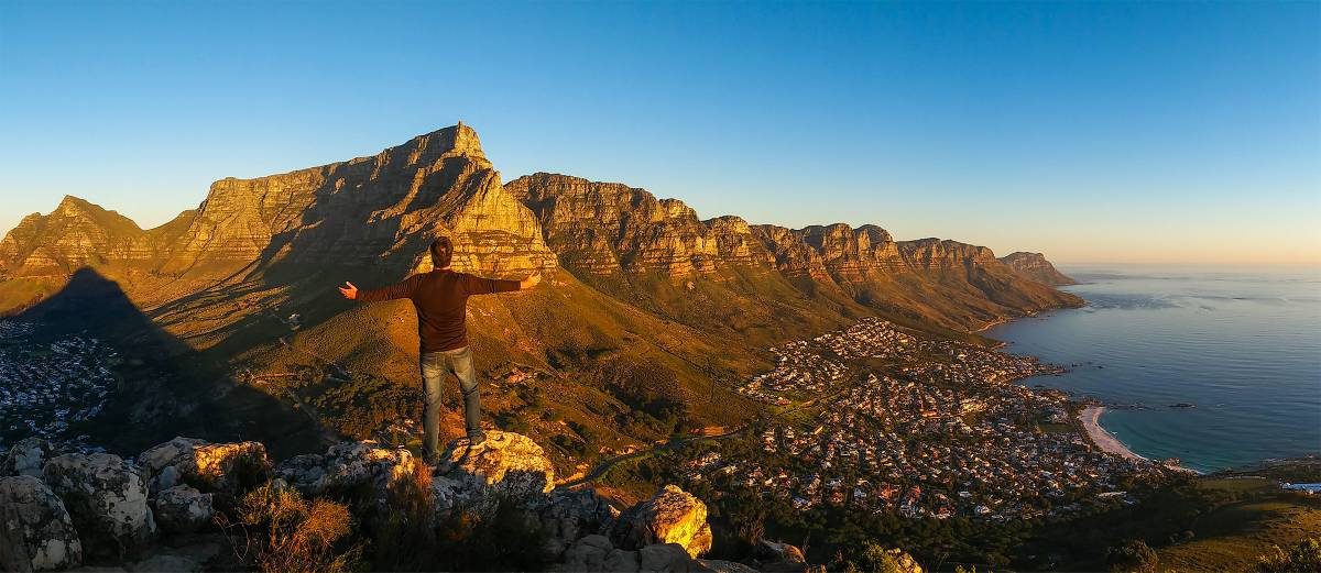 Roteiro África do Sul: Cidade do Cabo