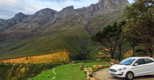 Carro Alugado na África do Sul