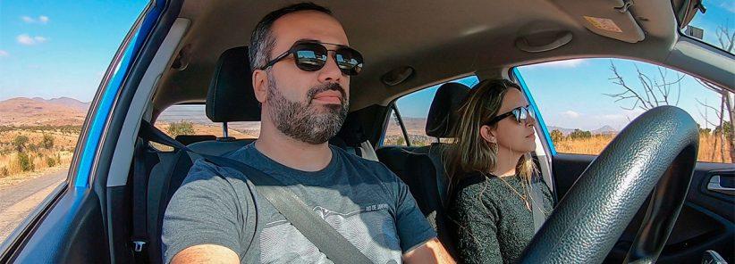 Dirigindo na África do Sul