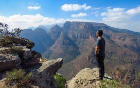Rota Panorâmica no Caminho do Kruger na África do Sul