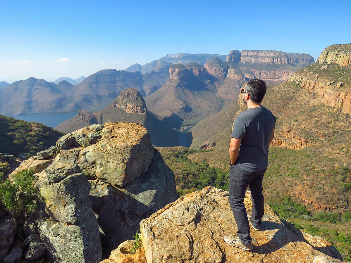 Vista do Upper Lookout