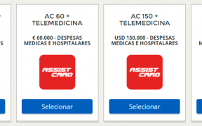 Planos da Assist Card