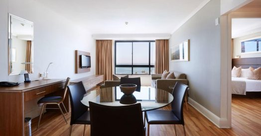 Apartamento do President Hotel em Cape Town