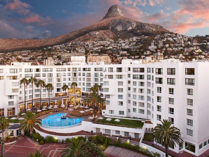 Onde ficar em Cape Town: President Hotel