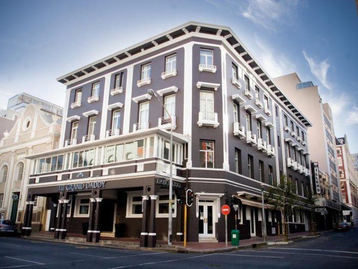 Onde ficar em Cape Town: The Grand Daddy