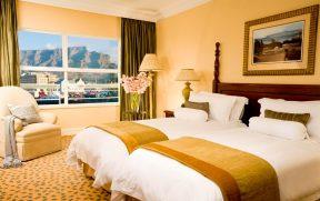 Quarto com Vista no The Table Bay Hotel