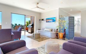 Área Comum do Villa Atlantica Guesthouse