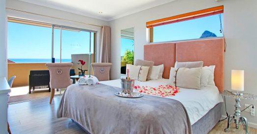 Quarto do Villa Atlantica Guesthouse