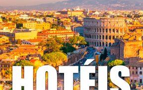 12 Dicas de Hotéis em Roma - Pinterest
