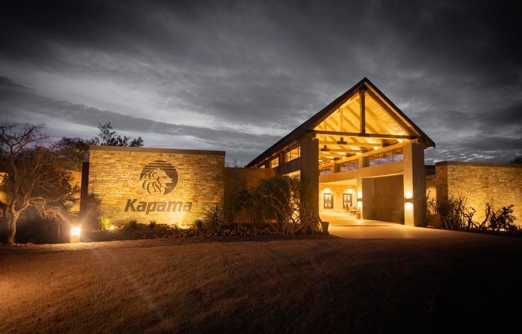 Reserva de Safari do Kapama no Kruger