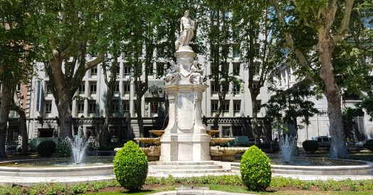 Pontos turísticos de Madrid: Paseo del Prado
