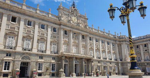 Pontos turísticos de Madrid: Palácio Real